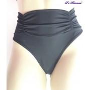 Calcinha de biquíni com cintura dupla dobrável